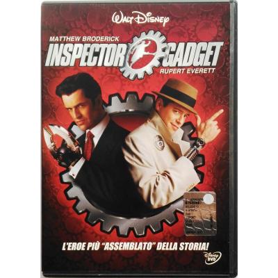 Dvd Inspector Gadget