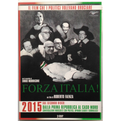 Dvd Forza Italia! - ed. 2 dischi