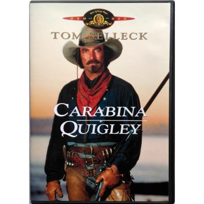 Dvd Carabina Quigley