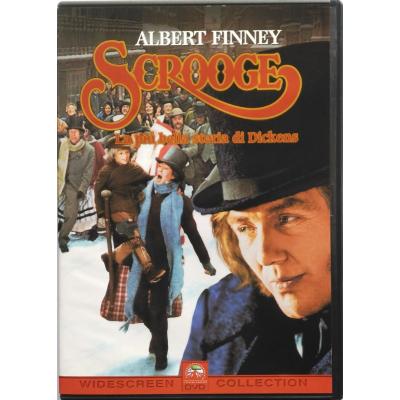 Dvd Scrooge - La piu' bella storia di Dickens 1970