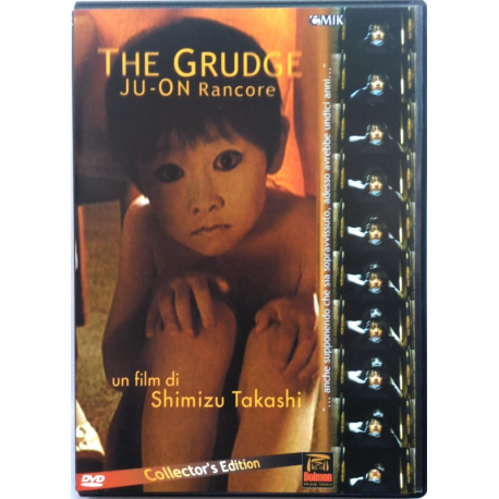 Dvd The Grudge - Ju-on Rancore - Collector's edition 2 dischi