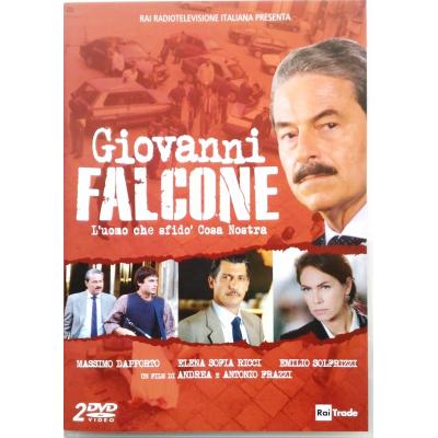 Dvd Giovanni Falcone 2 dischi