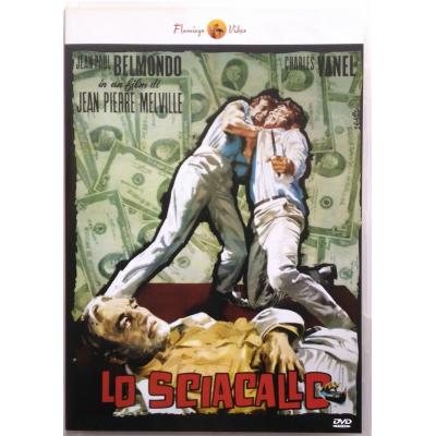 Dvd Lo Sciacallo - ed. Flamingo Video
