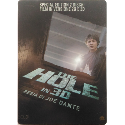 Dvd The Hole - special edition 2D+3D