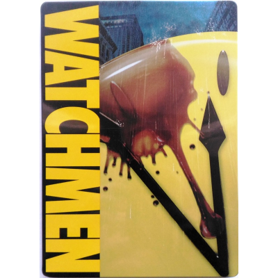 Dvd Watchmen - special edition Steelbook 2 dischi