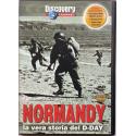 Dvd Normandy - la vera storia del D-Day - Documentario 1998 Usato