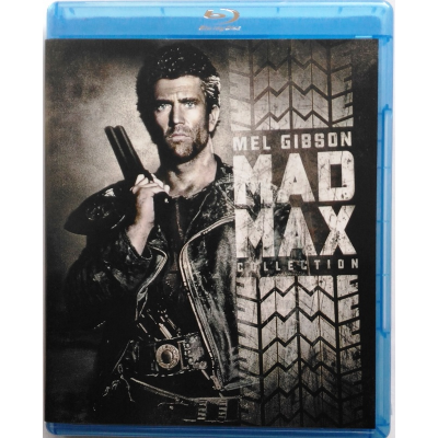 Blu-ray Mad Max collection
