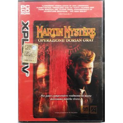 Gioco Pc Martin Mystere - Operazione Dorian Gray