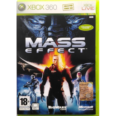Gioco Xbox 360 Mass Effect