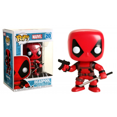 Deadpool Pop! Funko Marvel Universe