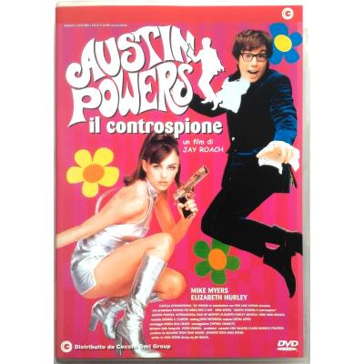 Dvd Austin Powers - Il Controspione