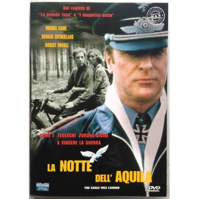 Dvd La Notte dell'aquila