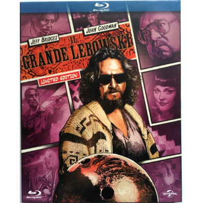 Blu-ray Il Grande Lebowski - Limited Edition
