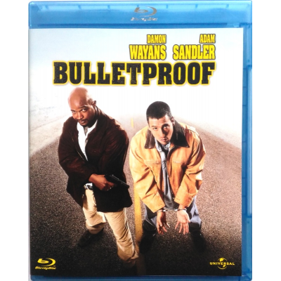 Blu-ray Bulletproof