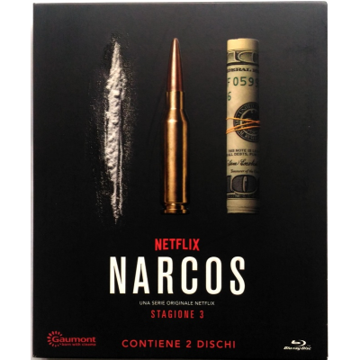 Blu-ray Narcos - Stagione 3