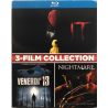 Blu-ray 3-Film collection It (2017) + Venerdì 13 (1980) + Nightmare (2010)