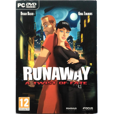 Gioco Pc Runaway - A Twist of Fate