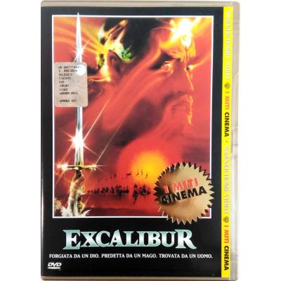 Dvd Excalibur - ed. Miti