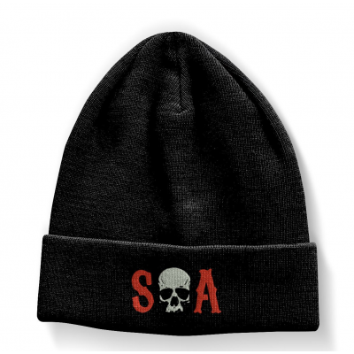 Berretta Sons of Anarchy - S-O-A Logo Beanie