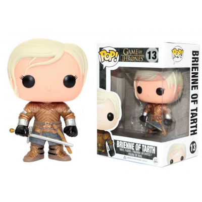 Game of Thrones Brienne of Tarth Pop! Funko
