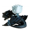 Game of Thrones Night King & Icy Viserion Pop! Funko Glow