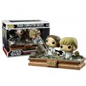 Star Wars Trash Compactor Escape Leia & Luke Skywalker Pop! Funko Vinyl 2-pack