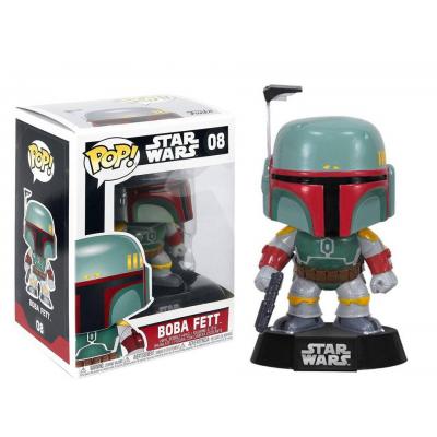 Star Wars Boba Fett Pop! Funko
