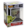 Star Wars Dagobah Yoda Pop! Funko