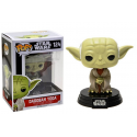 Star Wars Dagobah Yoda Pop! Funko Vinyl Figure bobble-head n° 124