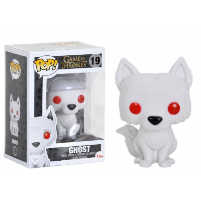 Game of Thrones Ghost Wolf Pop! Funko