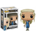 Game of Thrones Daenerys Targaryen blue dress Pop! Funko Vinyl Figure n° 25