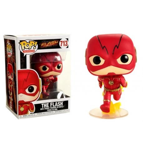 Dc Comics The Flash Running Pop! Funko