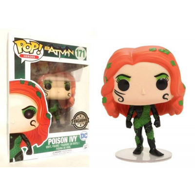 Dc Comics Batman Poison Ivy exclusive Pop! Funko