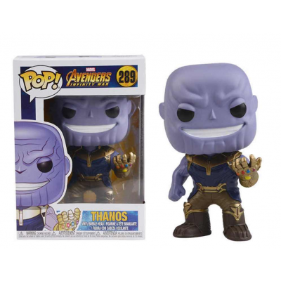 Avengers Infinity War Thanos Pop! Funko