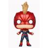 Captain Marvel Pop! Funko chase