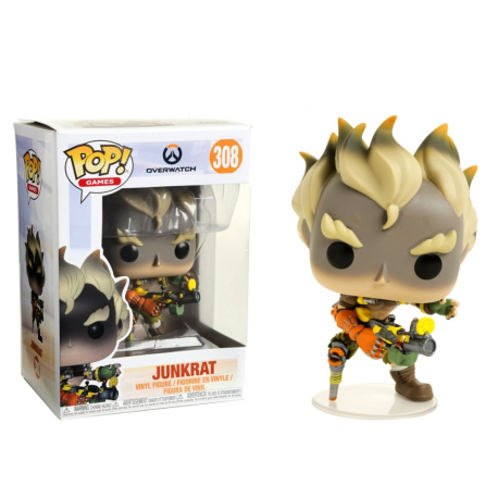 Overwatch Junkrat Pop! Funko