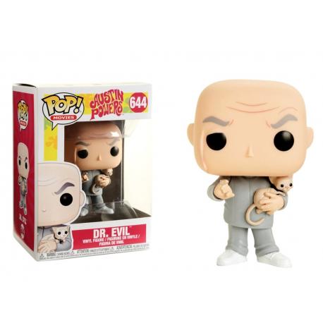 Austin Powers Dr. Evil - Dottor Male Pop! Funko