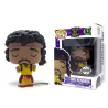 Jimi Hendrix Monterey Guitar on Fire Exclusive Pop! Funko Rocks Vinyl Figure 53