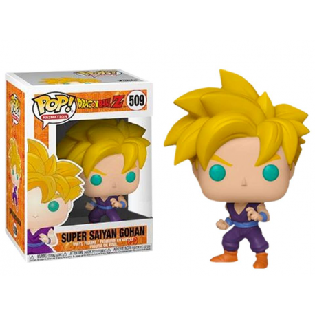 Dragon Ball Z Super Saiyan Son Gohan Pop! Funko