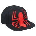 Cappello Marvel Ultimate Spider-Man red spider logo Premium Cap Hat Cerdà