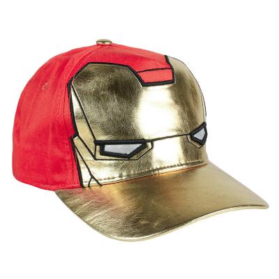 Cappello Marvel Avengers Iron Man mask Cap
