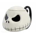 Tazza in ceramica Nightmare Before Christmas Jack Skellington head 3D Shaped Mug ABYstyle