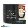 Harry Potter Marauder map Heat Change Mug