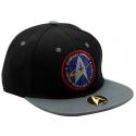 Star Trek Starfleet Command Black & Grey Cap Hat ABYStyle