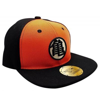 Dragon Ball Z Kame Black & Orange Cap