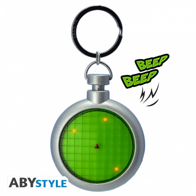Portachiavi Dragon Ball Z 3D premium Radar Keychain