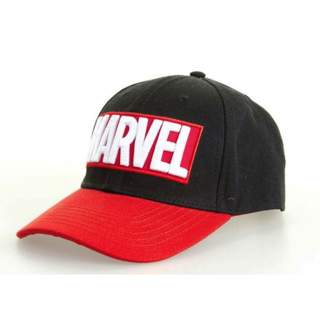 Cappello Marvel Comics embroidered Logo Baseball Snapback Cap Hat