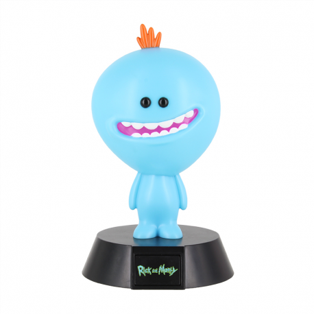 Lampada Rick and Morty Mr. Meeseeks Light 3D lamp Paladone