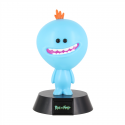 Lampada Rick and Morty Mr. Meeseeks Light 3D lamp 10 cm Paladone Icons n° 003