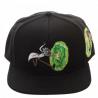 Cappello Rick & Morty - Portals snapback Cap Bioworld